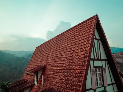 La toiture en pente