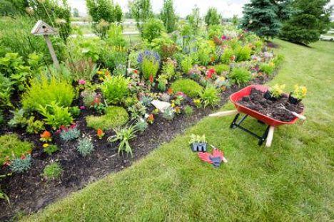 Le jardin d agr ment cr ation et styles for Organiser son jardin