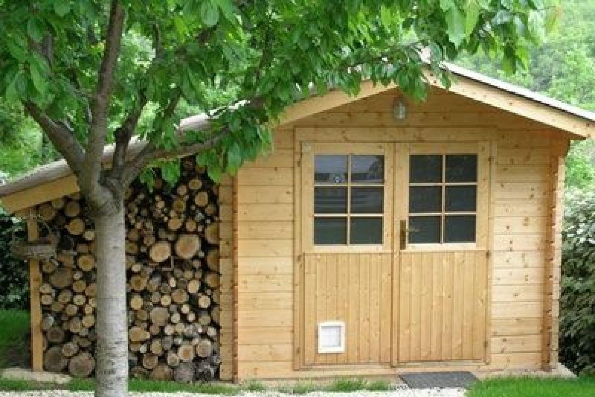 Abri De Jardin En Bois A Monter Soi Meme le montage d'un abri de jardin en kit