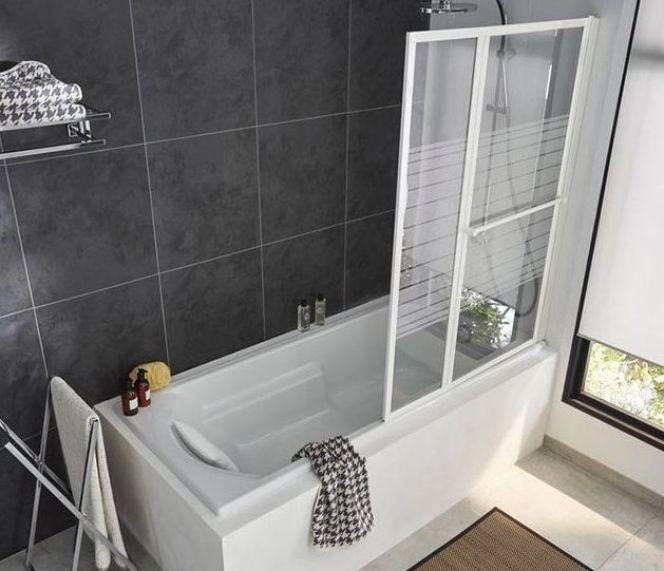 Le pare baignoire