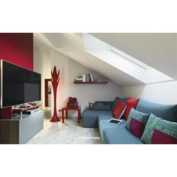Super Le plafond mansardé ou en pente : caractéristiques et aménagements  VP56
