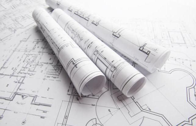 Le plan de masse d'une maison