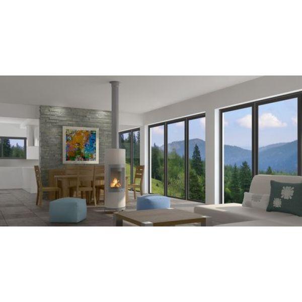 le po le bois scandinave nordique po le finlandais. Black Bedroom Furniture Sets. Home Design Ideas