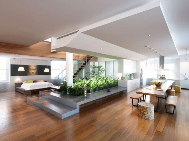 Le principe du plan libre en architecture