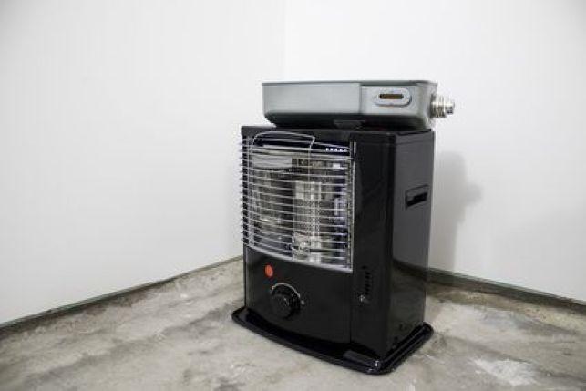 Le radiateur à combustion