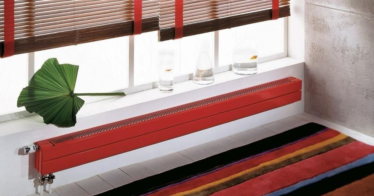 le radiateur plinthe ou plinthe chauffante. Black Bedroom Furniture Sets. Home Design Ideas