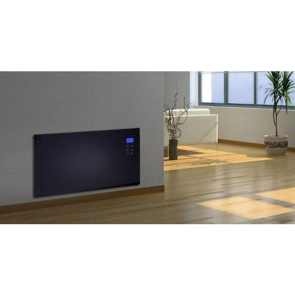 le radiateur radiant un chauffage lectrique pratique et. Black Bedroom Furniture Sets. Home Design Ideas