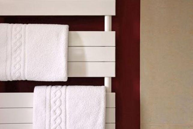 Le radiateur sèche-serviette