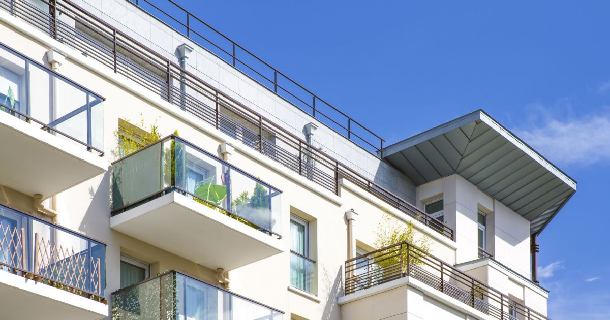 le ravalement de fa ade d un immeuble en copropri t. Black Bedroom Furniture Sets. Home Design Ideas