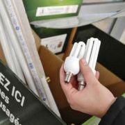 Le recyclage des ampoules usagées