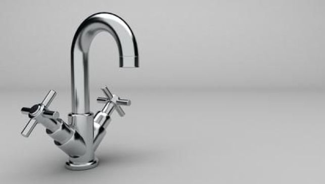 Le robinet mélangeur manuel