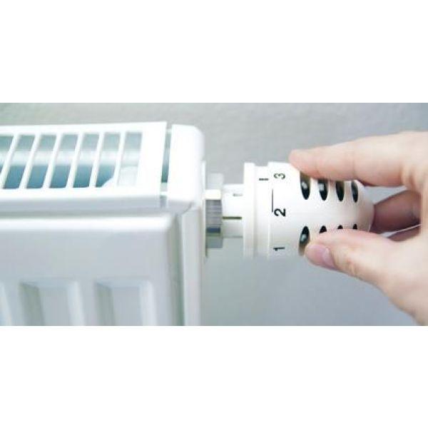 le robinet thermostatique - Radiateur Avec Robinet Thermostatique