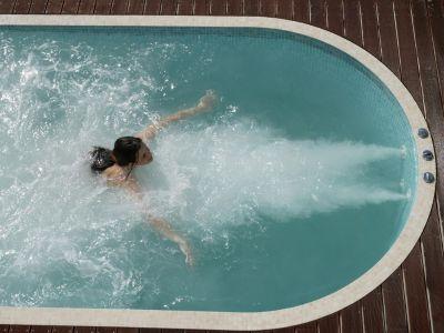 Le spa de nage : une alternative à la piscine