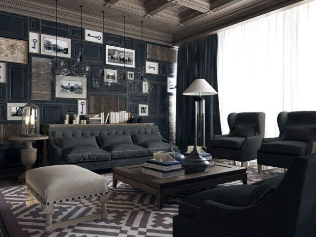 Le style néo-classique en déco maison