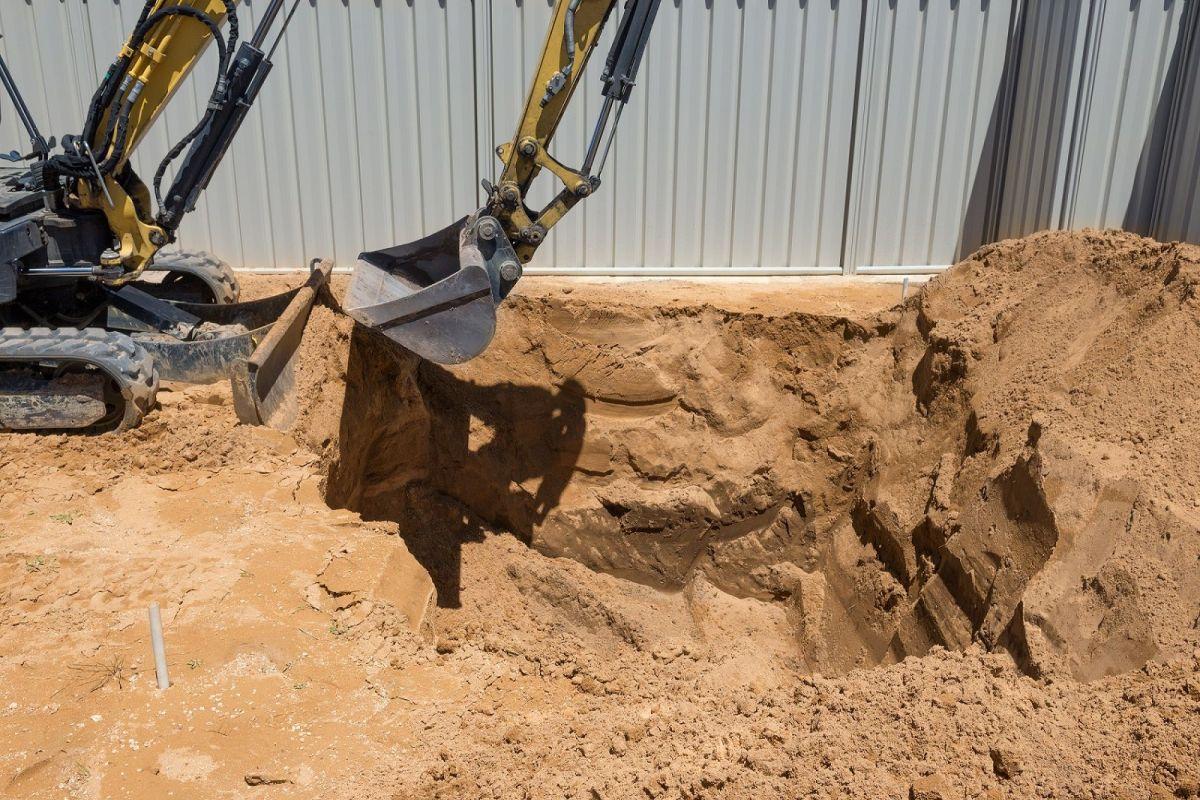 Comment Faire Un Terrassement En Pente le terrassement d'un terrain en pente
