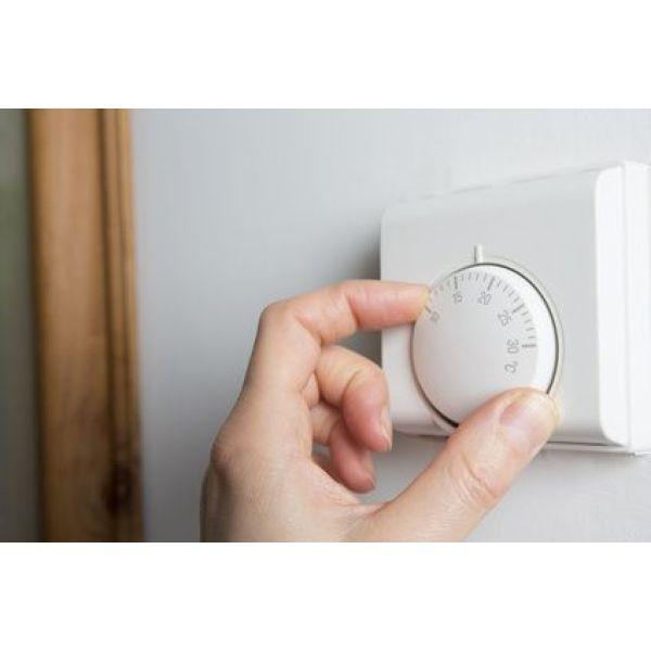 le thermostat sans fil pour votre chauffage. Black Bedroom Furniture Sets. Home Design Ideas