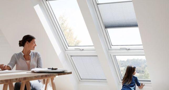 Le Velux verrière : une baie vitrée pour toiture