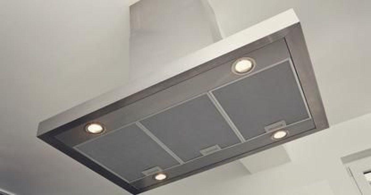 Le ventilateur de la hotte de cuisine : fonctionnement ...