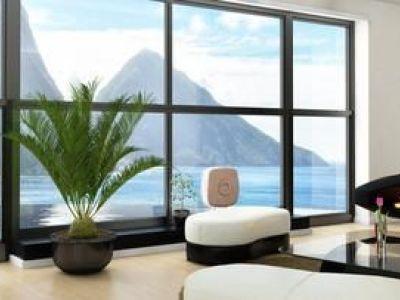 Les baies vitrées fixes