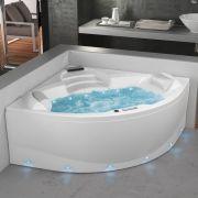 Les baignoires lumineuses