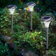 Les balises solaires pour jardin
