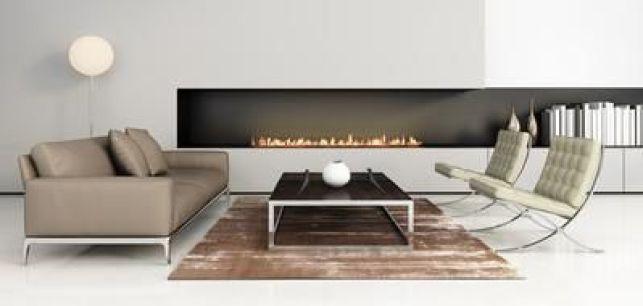 Les cheminées design