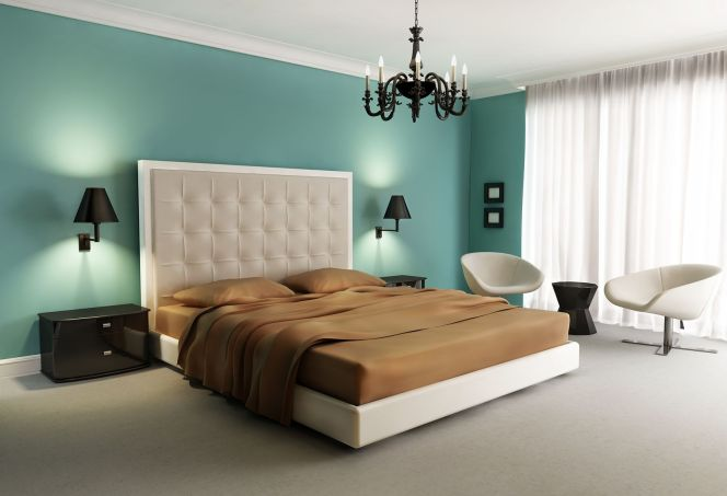 les couleurs viter dans une chambre. Black Bedroom Furniture Sets. Home Design Ideas
