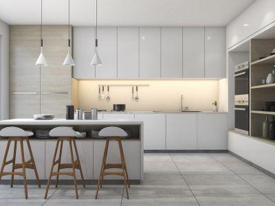 Les cuisines design