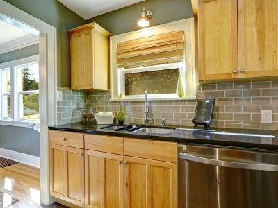 Les cuisines en bois massif