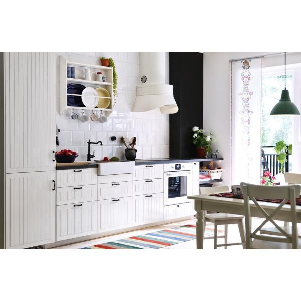 Decoration Cuisine Noir Et Blanc : Les cuisines en kit  être vigilant avant dacheter