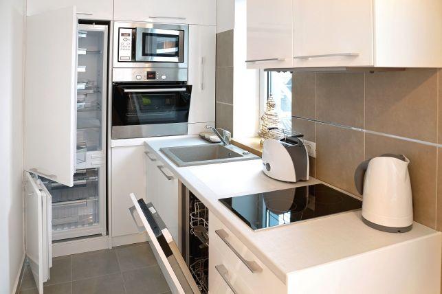 Les cuisines laquées
