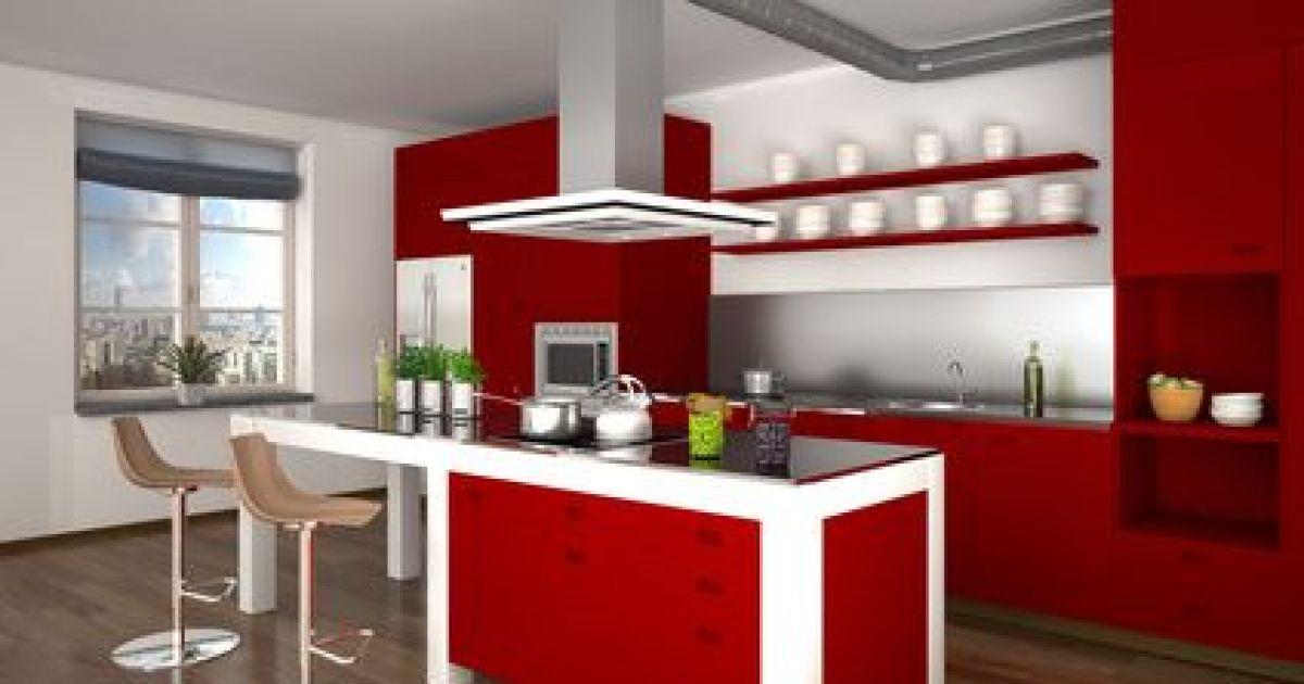 Les diff rentes formes de hotte de cuisine for Entretien hotte de cuisine