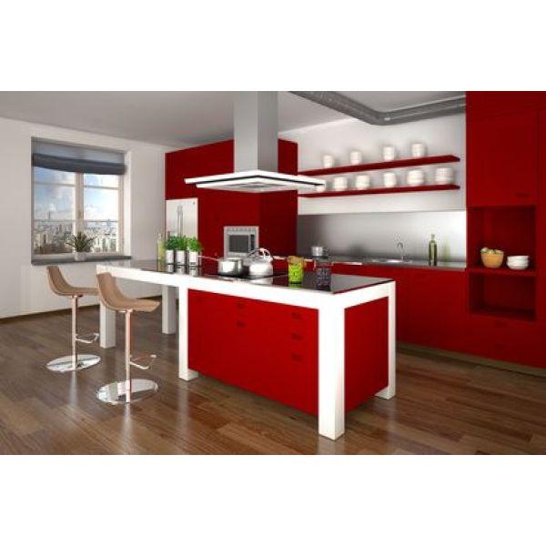 Les diff rentes formes de hotte de cuisine - Image hotte de cuisine ...