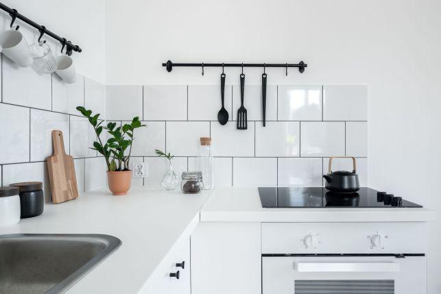 Les différentes formes de plans de travail de cuisine