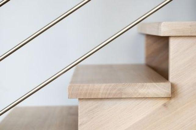 Les différentes implantations d'un monte-escalier