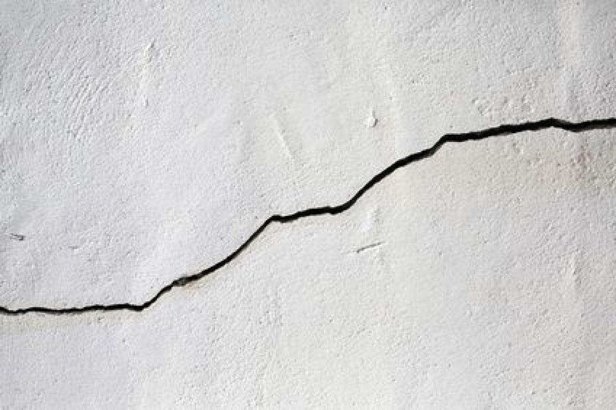 Des Sols Et Des Murs Avis les différents types de fissures dans un mur