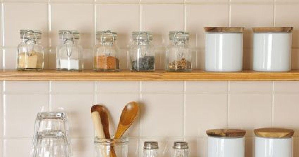 Les tag res pices pour votre cuisine - Etagere pour cuisine ...
