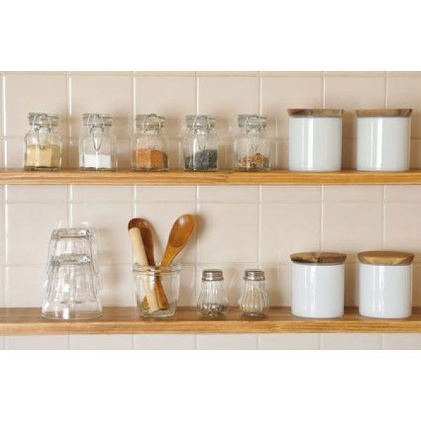 Les tag res pices pour votre cuisine for Etagere pour meuble cuisine
