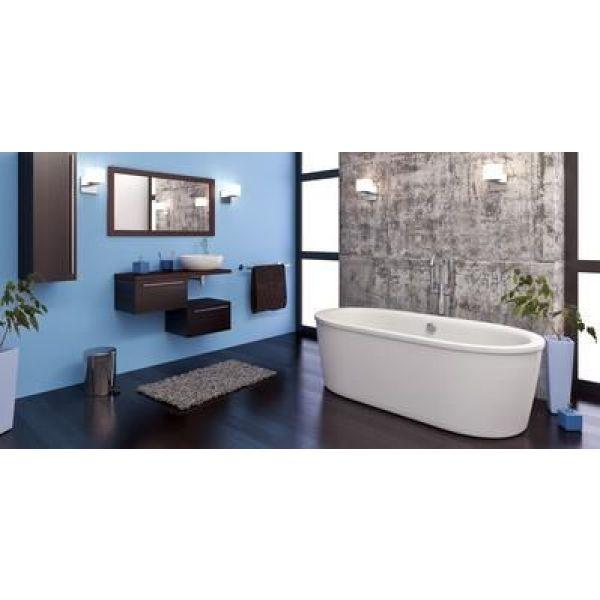 Les diff rentes formes de baignoires de salle de bain for Ma salle de bain com