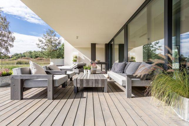 Les indispensables pour une terrasse conviviale