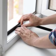 Les joints d'une fenêtre