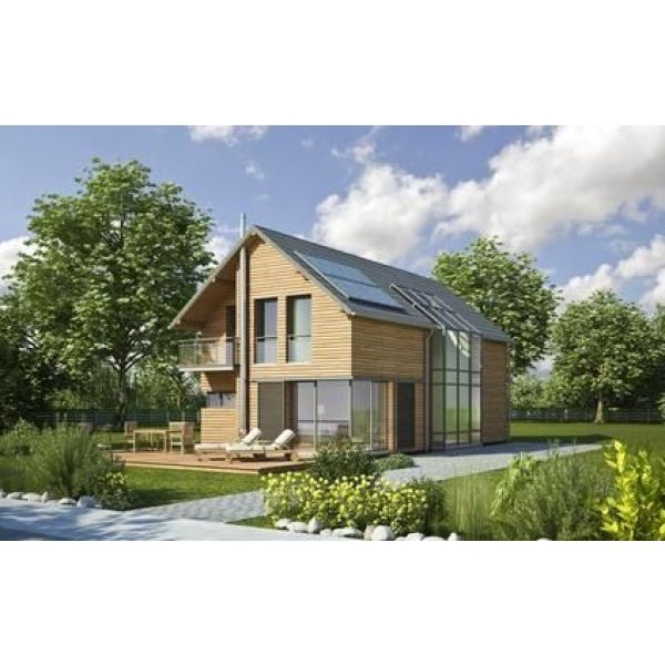 Les Maisons Bioclimatiques  Maisons De Demain Ultra conomes