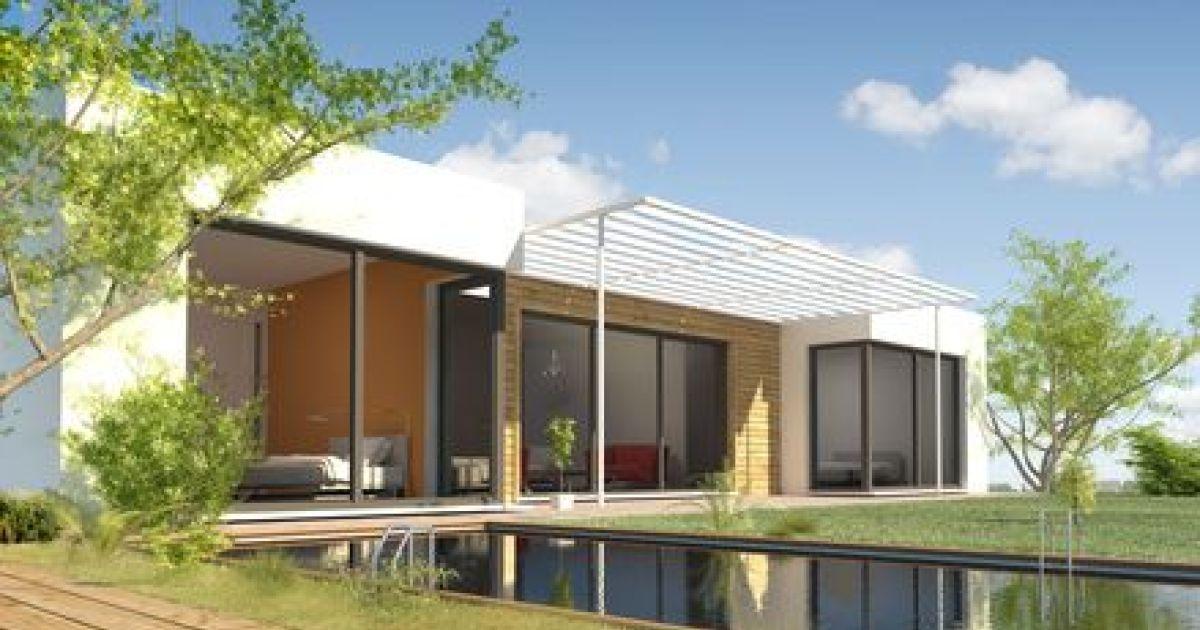 Les maisons d architecte originales et modernes - Electromenager financement maison ...