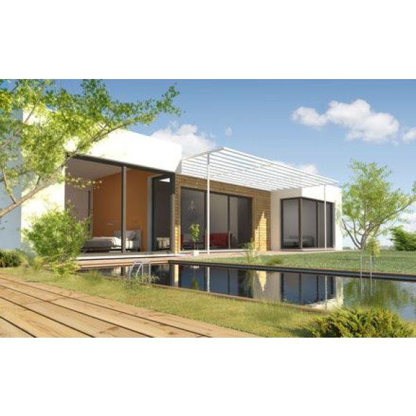 les maisons d architecte originales et modernes. Black Bedroom Furniture Sets. Home Design Ideas