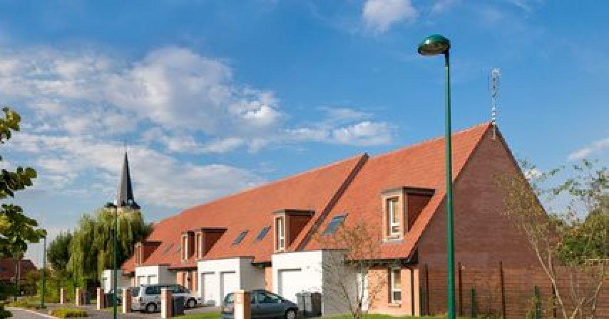 Les maisons en lotissement avantages inconv nients de ce type de propri t - Electromenager financement maison ...