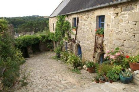 Les maisons en pierres apparentes