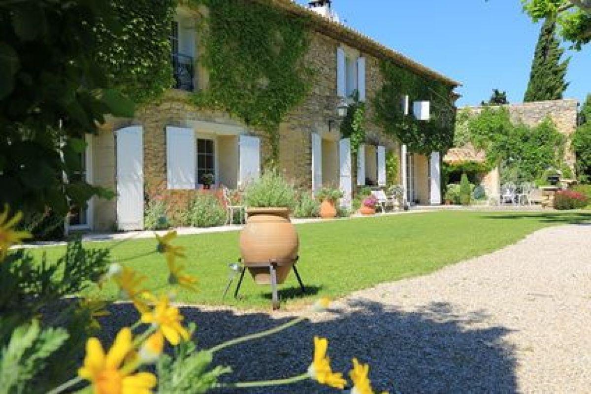 Couleurs Facades En Provence les mas de provence, maisons typiques du sud de la france