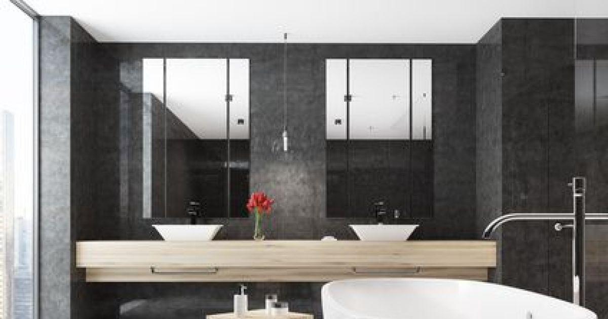 Les meubles sous vasque de salle de bain for Renover meuble salle de bain