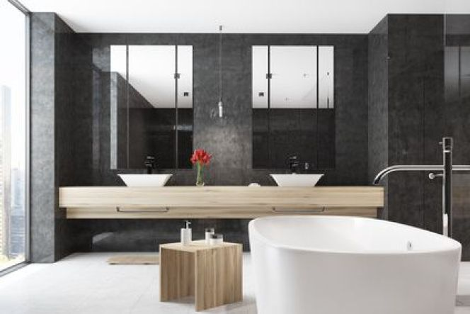 Les meubles sous vasque de salle de bain