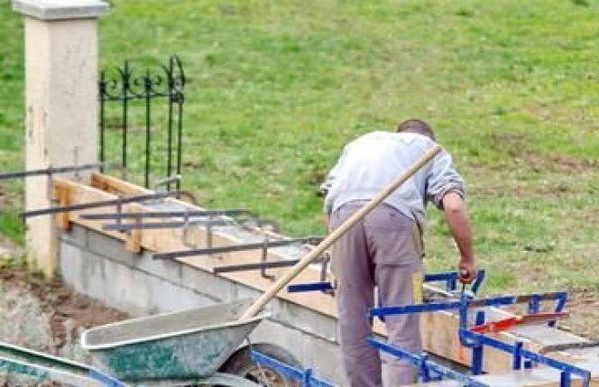 Les murets en béton : solides et durables